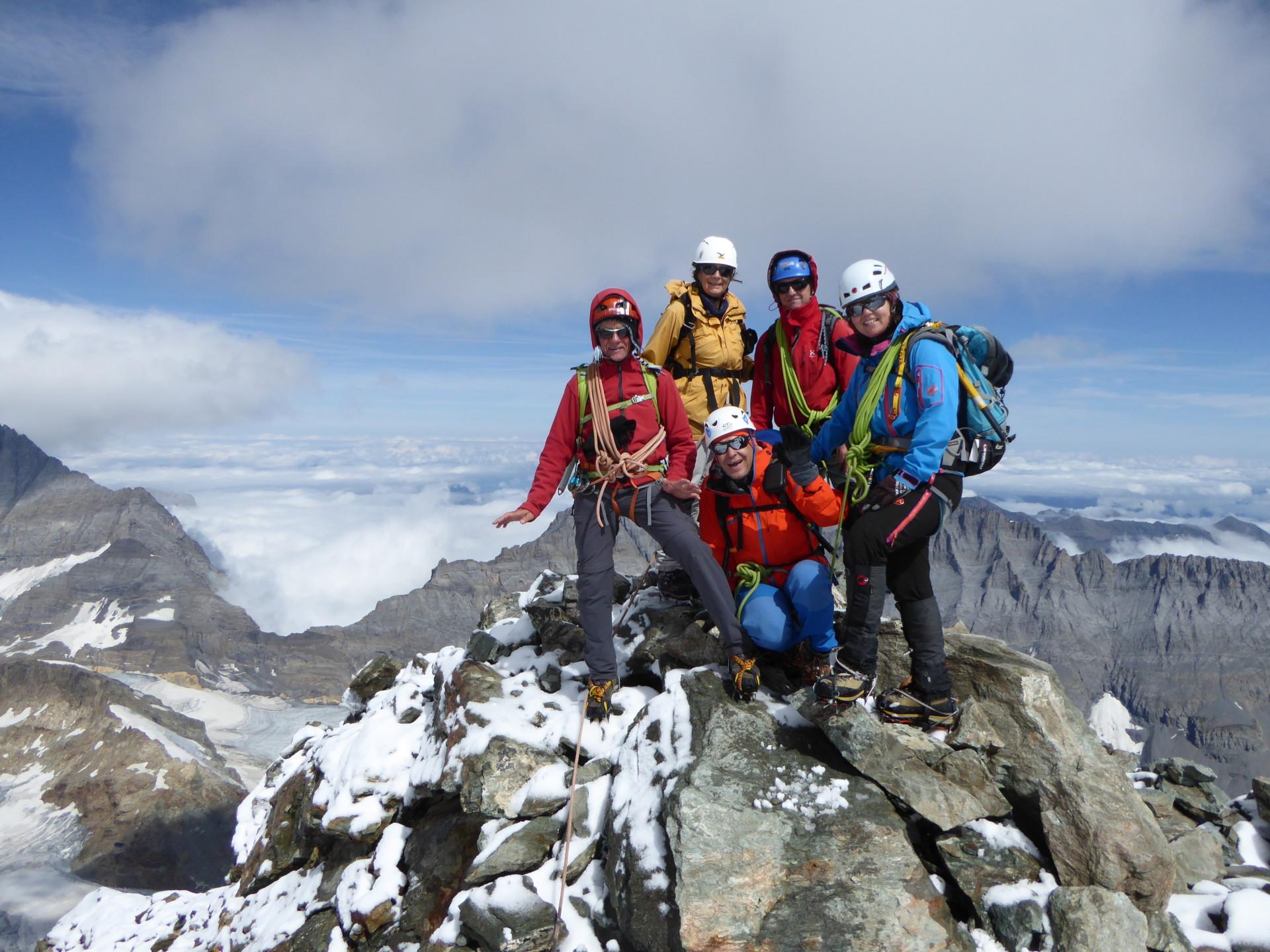 Bergsteigerwetter